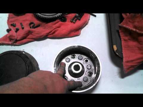 Yamaha bruin 350 timing chain
