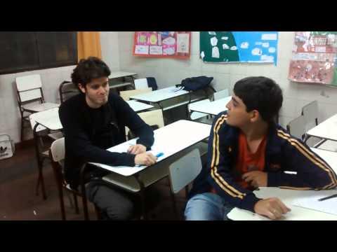 Almuerzo Bullying - cortometraje