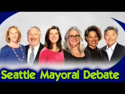 Seattle Mayoral Debate Begins With Child Sexual Abuse Allegations Against Current Mayor!