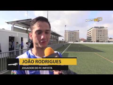 FLASH INTERVIEW - JOÃO RODRIGUES (FC Infesta) - MINUTO90 TV