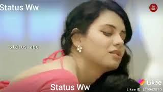 Romantic WhatsApp status Video || Hot Shayari