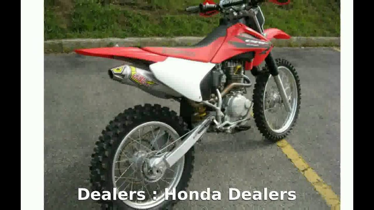 2006 Honda CRF 230F Specs and Details - YouTube