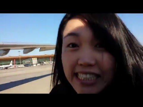 Beijing Airport - Pt. 2 + Food Review For Air China