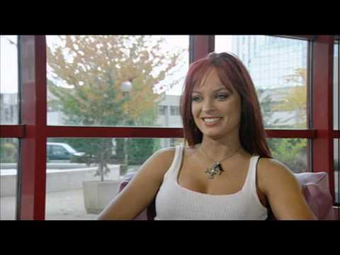 Christy Hemme speaking about Playboy