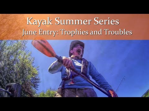 YouTube Summer Series Fishing League Updated Standings for June