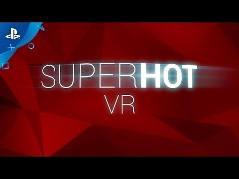 SUPERHOT VR - PSVR Accolades Trailer | E3 2017