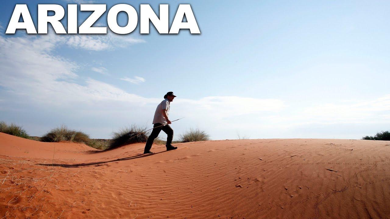 Download Survivorman   Season 1   Episode 2   Arizona Desert   Les Stroud