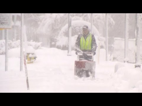 Massive nor'easter turns deadly, affects more than 50M people