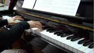 Mayday五月天【超人】鋼琴版 piano by CHM