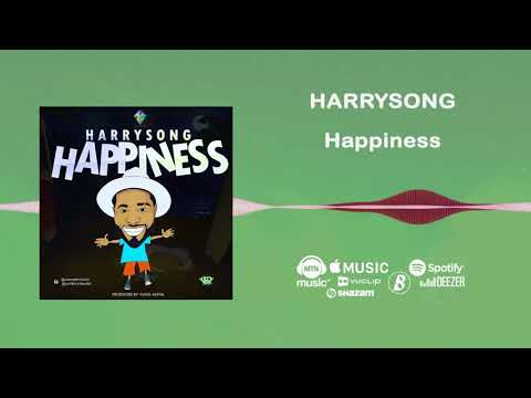 Harrysong - Happiness [Official Audio]