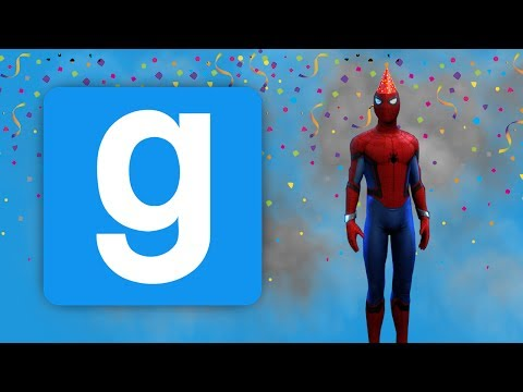 GMOD Hide n Seek - Party Peter