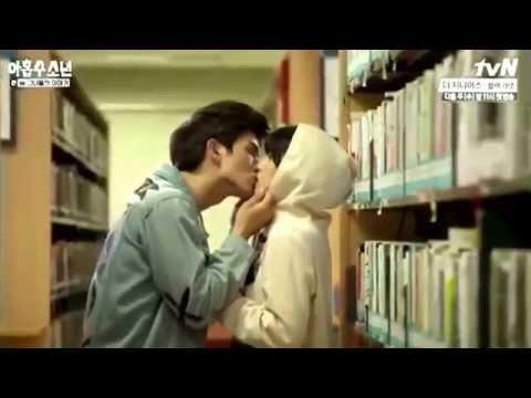 [Plus Nine Boys] Chorong & Sungjae Kissing Scene