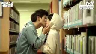 [CUT] Chorong & Sungjae kissing scene (Plus Nine Boys)