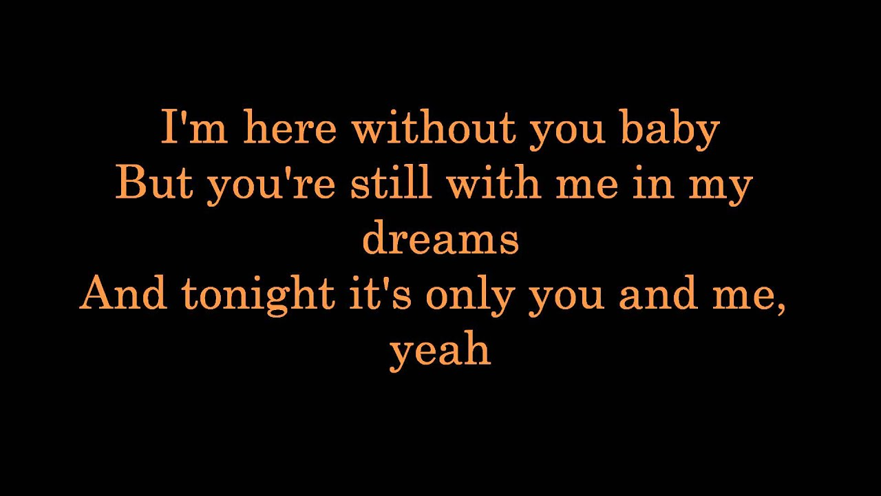 3 Doors Down - Here Without You (Chords)