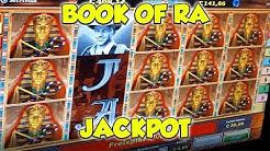 Book of Ra JACKPOT auf 2€ & 4€ - FREISPIELE Novoline, Merkur Magie Online Spielothek HD