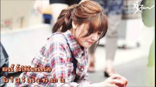[Karaoke/Thaisub]Sooyoung - Wind flower (My Spring Days OST)