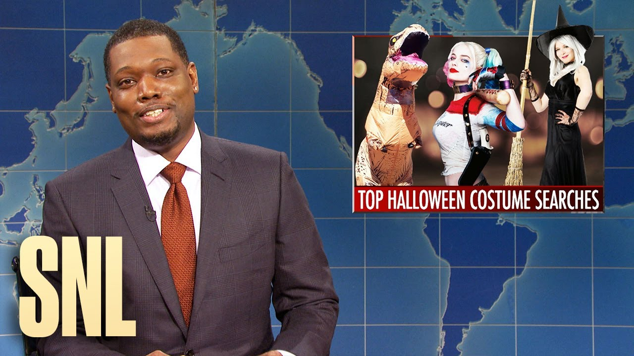 Download Weekend Update: Top Halloween Costumes & Grocery Store Racism - SNL