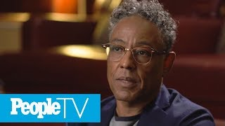 Breaking Bad's Giancarlo Esposito Startled A Woman On An Airplane | PeopleTV