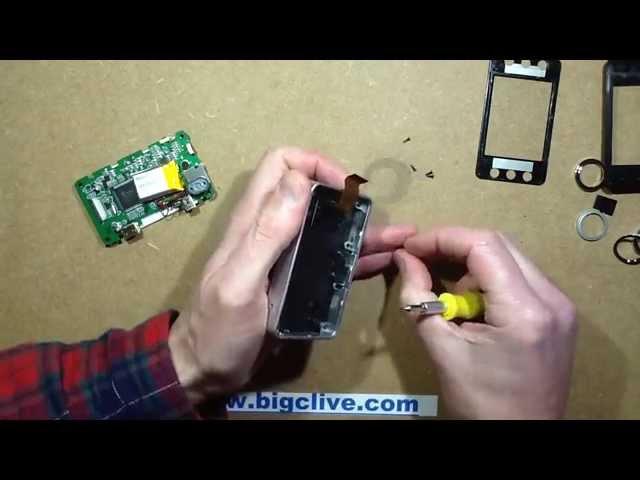 Cheap dashboard camera disassembly and hacks.