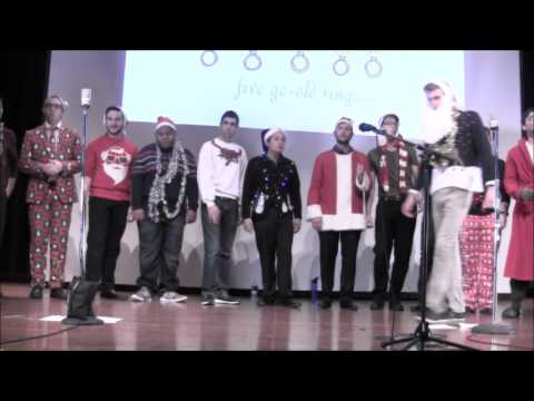 12 Days of Christmas/Africa (Straight No Chaser)- Cadence A ...