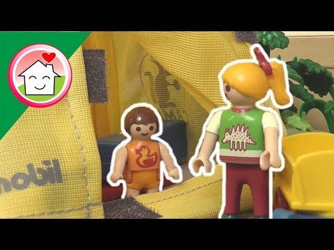 معسكر في الجنينة - عائلة عمر - أفلام بلاي