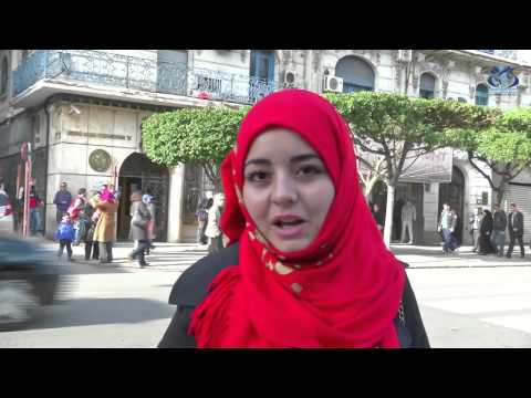 Algérie, voeux pour l'année 2013
