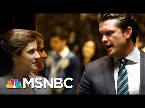WaPo: WH Mood Verges On Mania As President Trump Decides To Oust McMaster | The 11th Hour | MSNBC