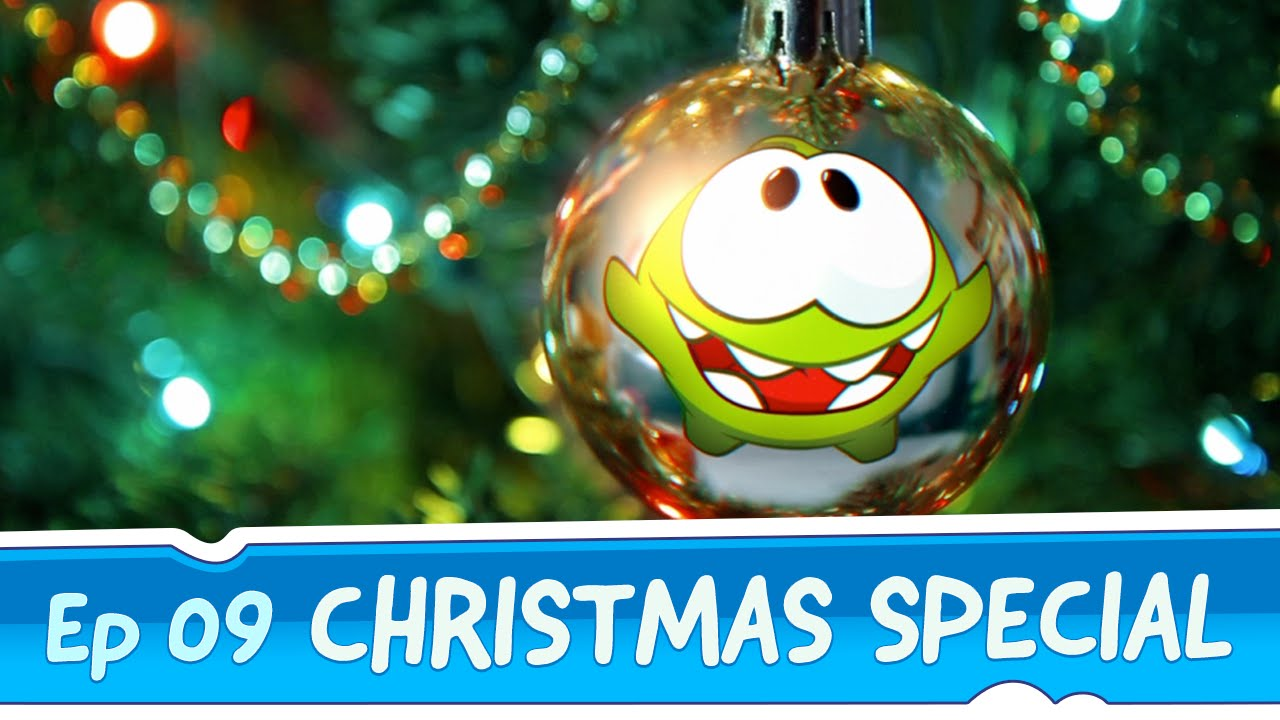 Om Nom Stories: Christmas Special (Episode 9, Cut the Rope)