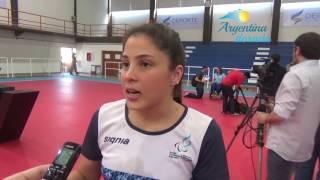 Nota A Daniela Giménez