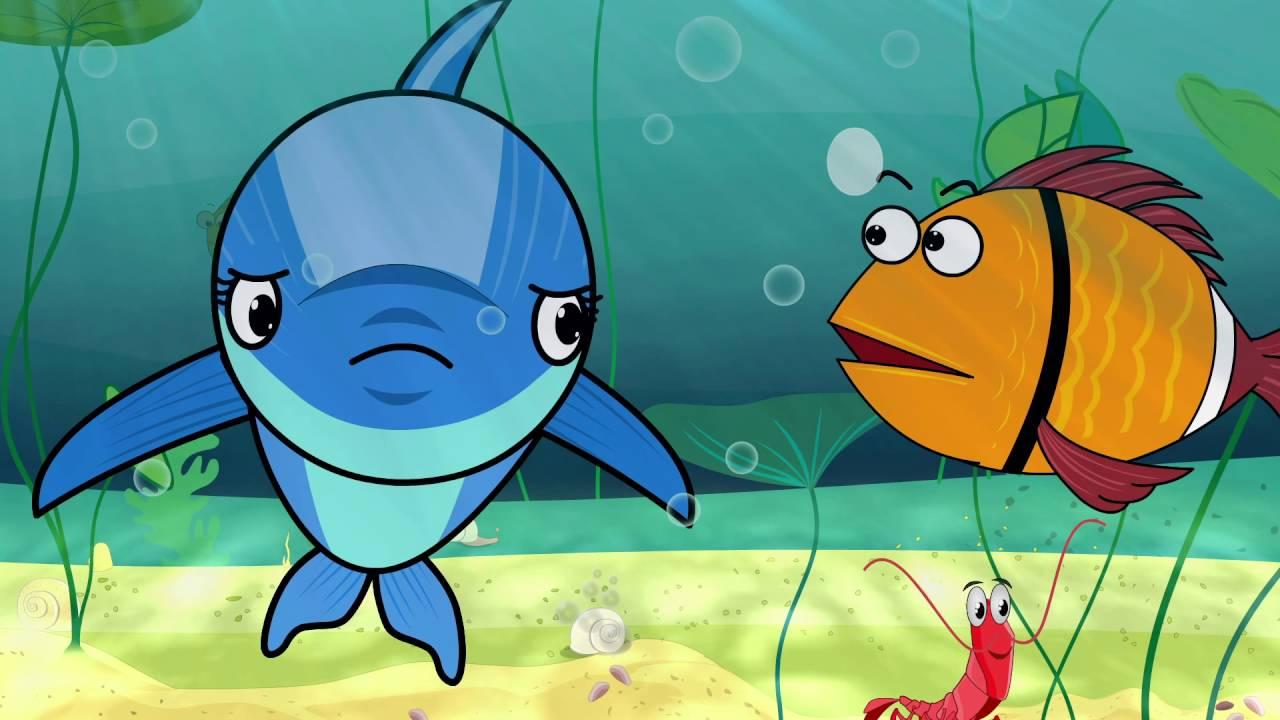funny fish story youtube