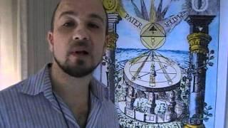 Esoteric Symbol Thirteen Mercury of the Tria Prima