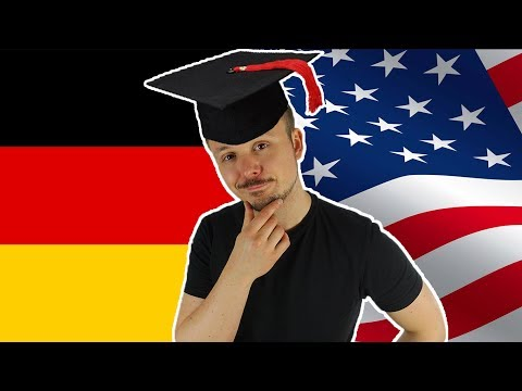 German vs American Highschools | Haley Alexis | Get Germanized