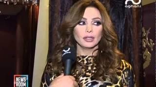 أمل حجازي اعلنت الحرب على روتانا.. وملحم زين طلب ايد بنتا لارين لابنو علي!
