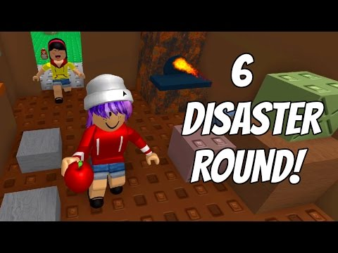 ROBLOX SURVIVE THE NATURAL DISASTERS | NO SURVIVORS! | RADIO