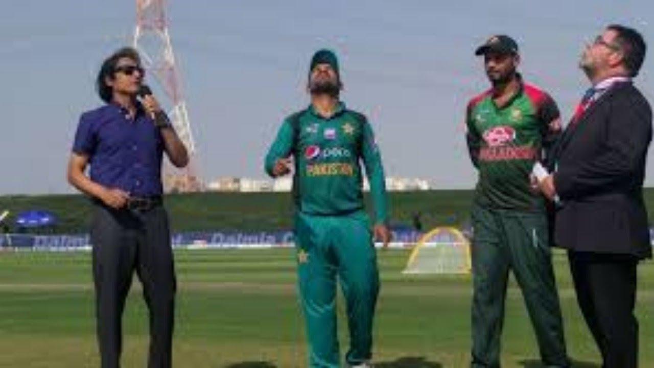 Live Ban Vs Pak Pakistan Vs Bangladesh Cricket Score