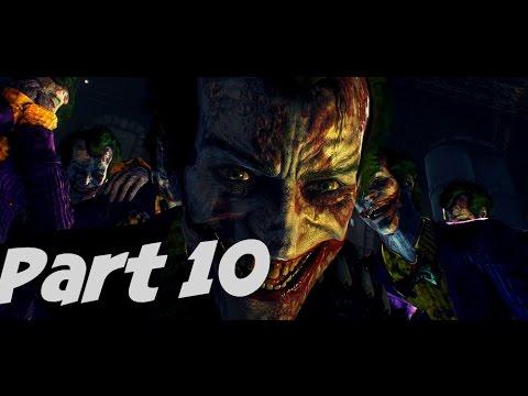 Batman Arkham Knight Walkthrough Part 10 - Stagg's Airships (Xbox One)
