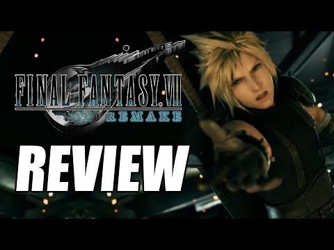 Final Fantasy 7 Remake Review - The Final Verdict