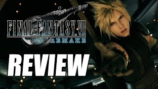 Final Fantasy 7 Remake Review - The Final Verdict (Video Game Video Review)