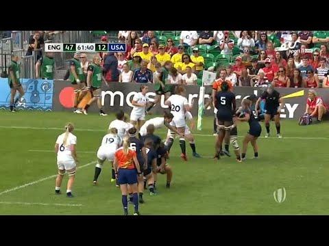 England vs USA | Women