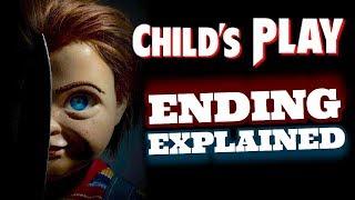 Child's Play (2019) Ending Explained + Easter Eggs