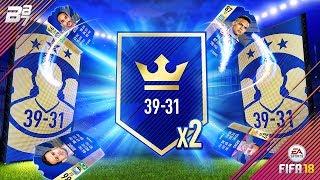 ROTW TOTS GUARANTEED SBC X2! 39-31 | FIFA 18 ULTIMATE TEAM