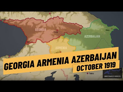 The Brief Independence Of Georgia, Armenia And Azerbaijan I THE GREAT WAR 1919