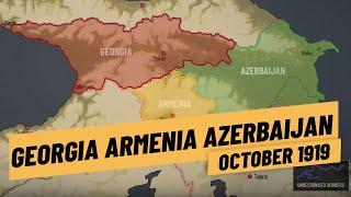 The Brief Independence of Georgia, Armenia and Azerbaijan I THE GREAT WAR 1919