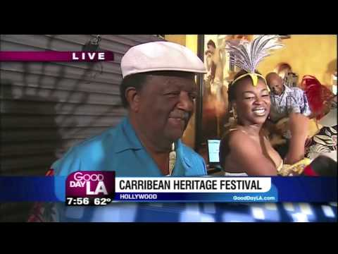 Caribbean Parade & Carnival in Hollywood