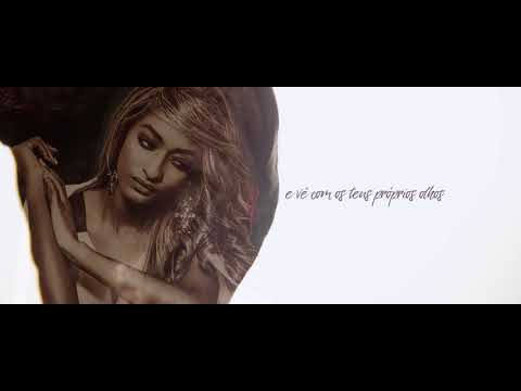 Telma Lee Feat. Rui Orlando - Sou Teu (Official Lyric Video)