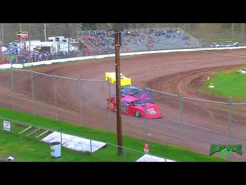 Late Models Trophy Dash Cottage Grove Speedway 3 31 18