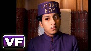 THE GRAND BUDAPEST HOTEL Bande Annonce VF