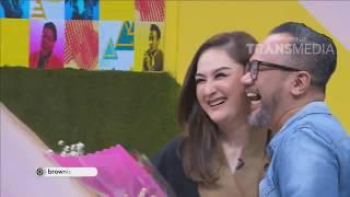 BROWNIS - Mona Ratuliu Dan Indra Brasco Merayakan Anniversary Ke 16! (10/10/18) Part 2
