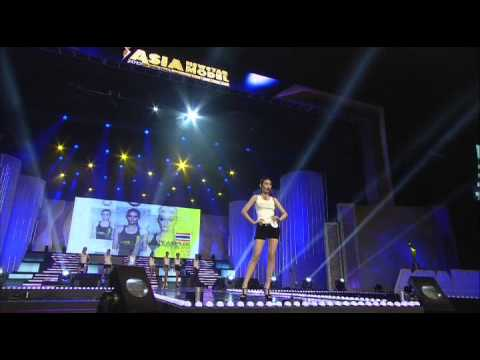 2013 Asia New Star Model Contest Final Round Broadcasted Video Part. 2