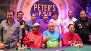 Peter's Poker Tour II 2016 - Resumen Final